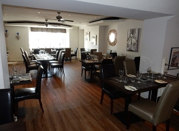 Bouchon De Rossi Restaurant in Swansea