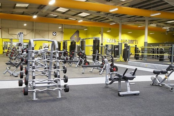 Fitness and Gyms in Swansea