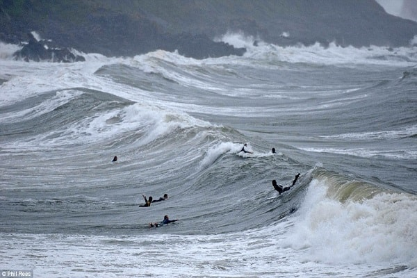 Surf Clubs in Swansea