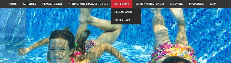 Drop Down menus Advertise with us What's on in Swansea